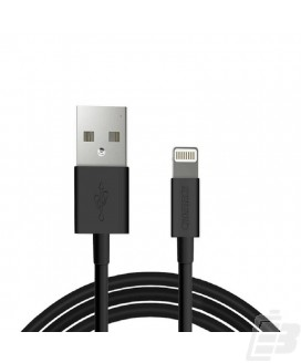 Choetech MFi USB to Lightning Cable black 1.8M