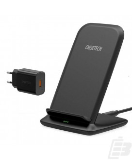 Choetech T555-F Fast Wireless Charging Stand
