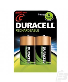 Duracell HR14 C Rechargeable Battery 3000mah 1