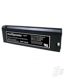 Multipower Lead Acid Battery 12V 2,3Ah