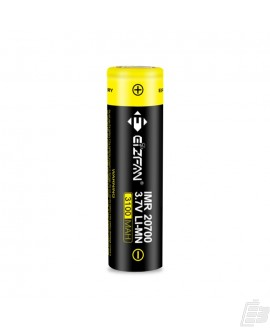 Efan INR 20700 battery 3100mAh 30A