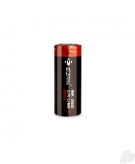 Efan INR 26650 battery 5500mAh 60A