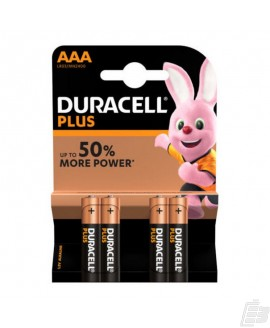Duracell Plus MN2400 AAA Alkaline battery