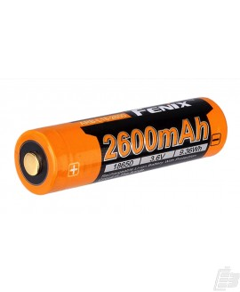 Fenix ARB-L18 18650 Battery 2600mAh