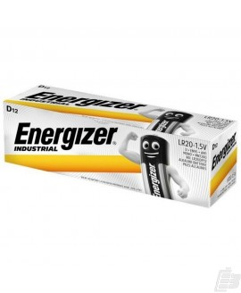 Energizer Industrial D LR20 battery