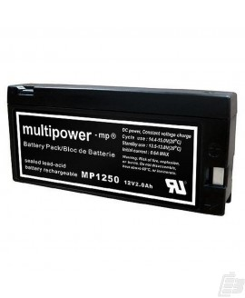 Multipower Lead Acid Battery 12V 2Ah