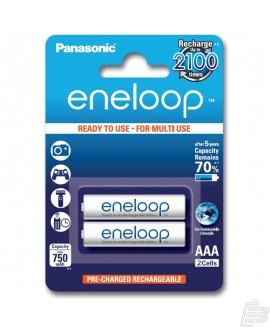 Eneloop AAA PreCharged Battery 750mah