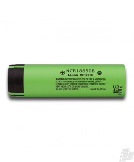 Panasonic NCR18650B battery 18650 3400mah