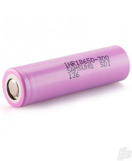 Samsung  INR 18650 30Q battery 3000mah 15A