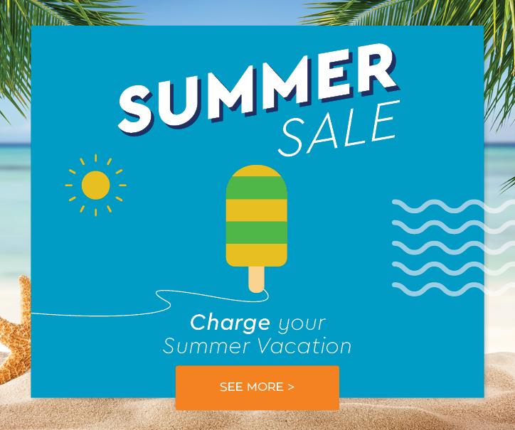 Summer Sale 2018!