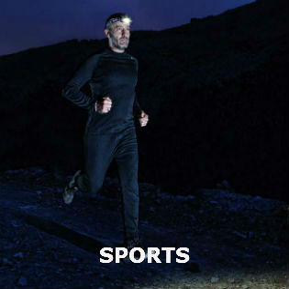 Φακοι για τρεξιμο και sports