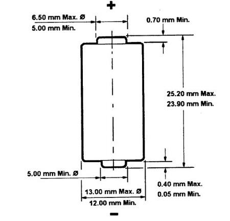 Duracell Ultra M3 4LR44