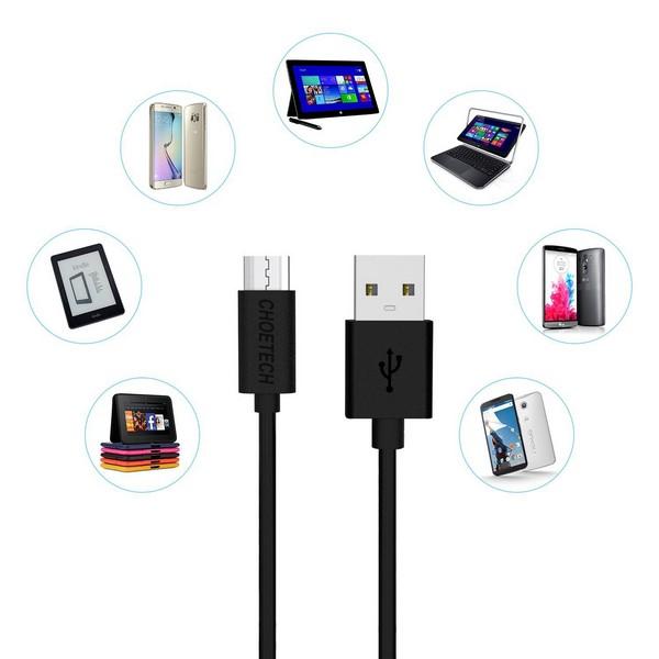 Choetech USB 2.0 to Micro USB