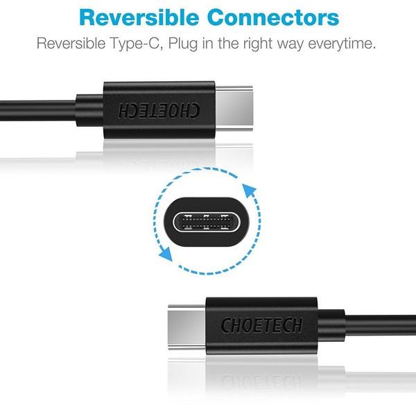 Hi-Speed USB-C to USB-C Cable