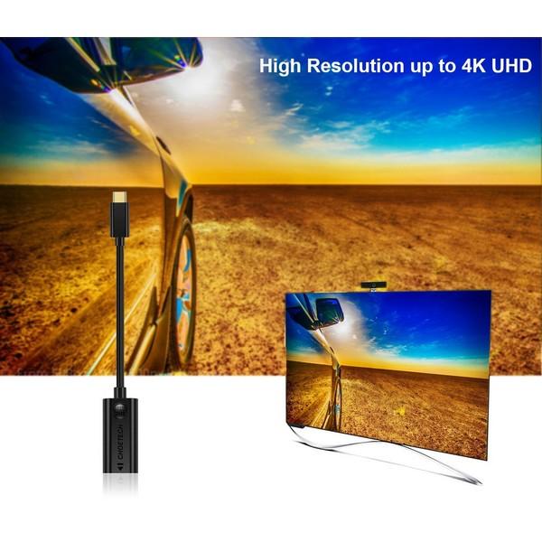 Choetech HUB-H04 USB-C to HDMI adapter