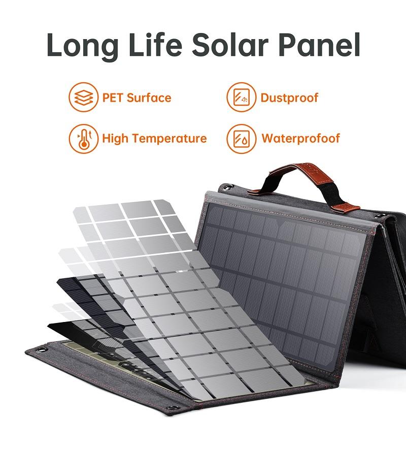Choetech SC006 36W solar Panel