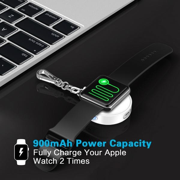 Choetech T1313 900 mAh powerbank for Apple Watch
