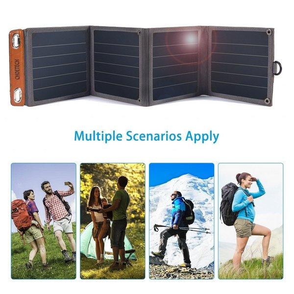 Choetech SC004 Solar Panel 14W
