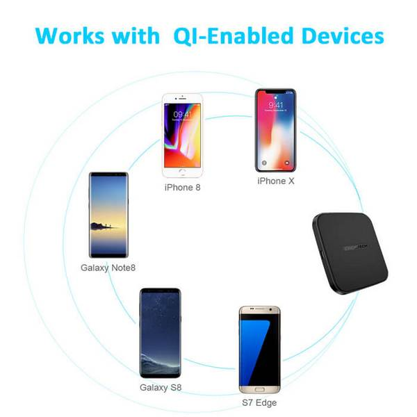 Choetech T811C wireless charger