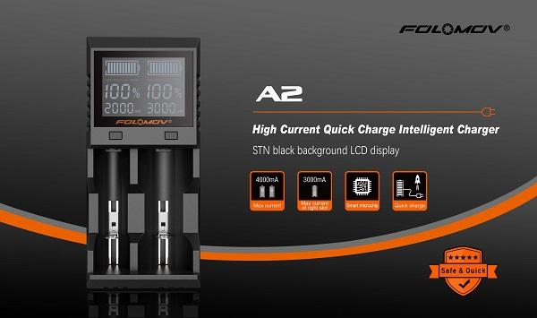 Folomov A2 Battery Charger