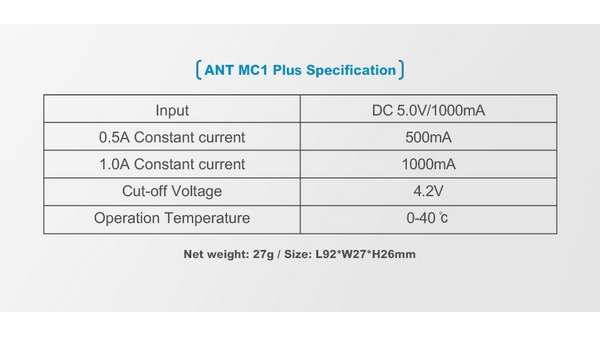 xtar_ANT_mc1-Plus_charger
