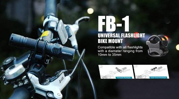 Olight FB-1 Universal Bike Mount