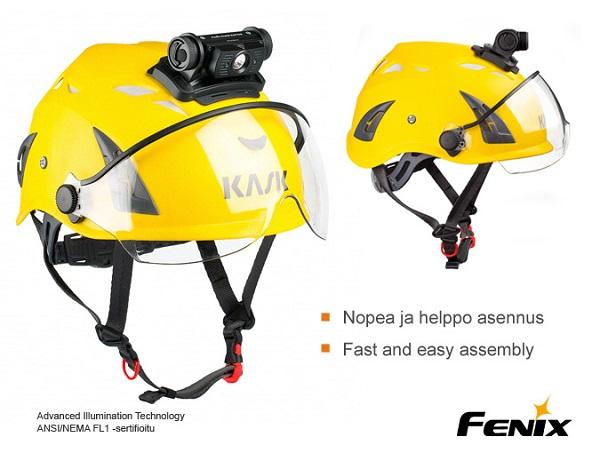 Fenix ALG-03 Headlamp Helmet mount