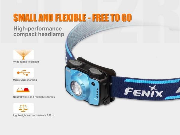 FENIX HL12R LED HEADLAMP