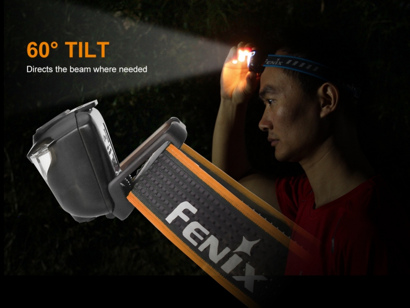 Fenix HL18R Ultralight Running Headlamp