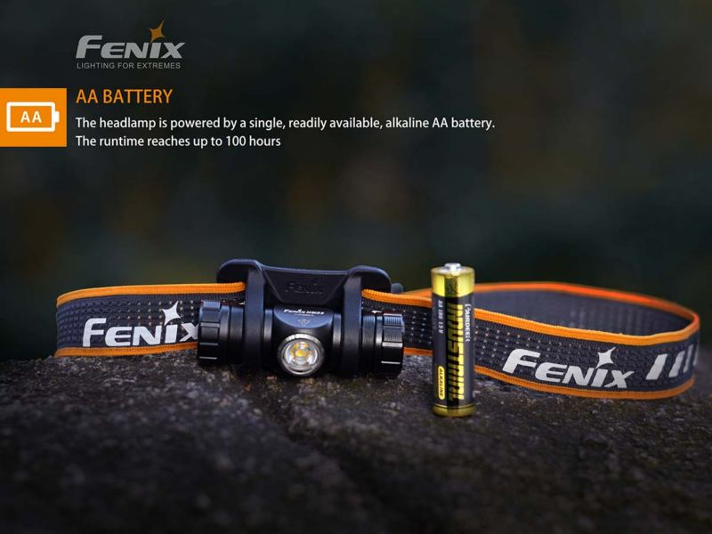 Fenix HM23 Headlamp