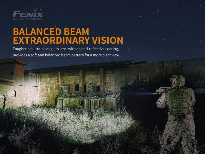 Fenix TK22 V2 Tactical 1600 lumens