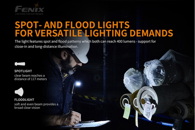 Fenix WT20R Multifunctional LED Work Light