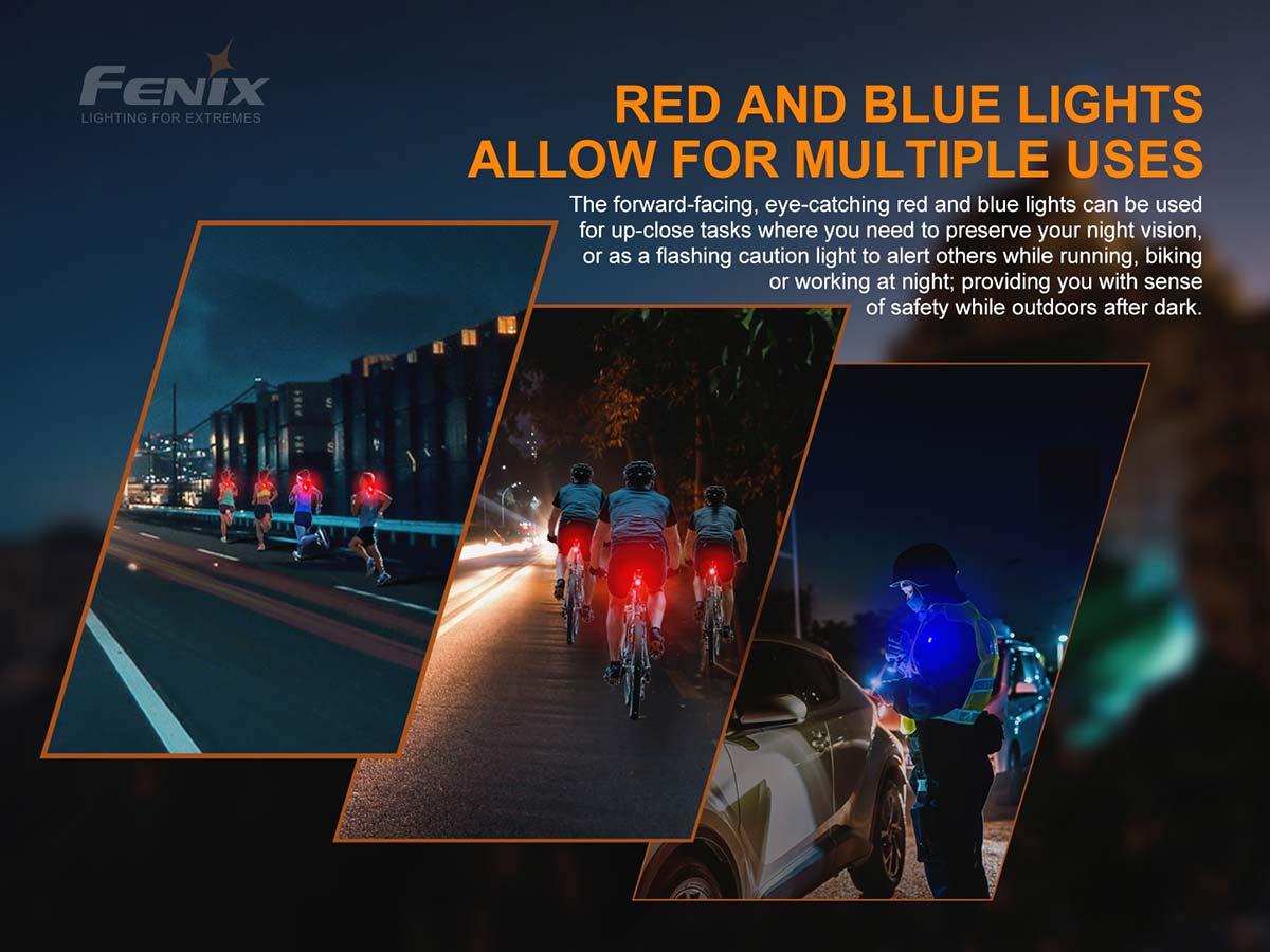 Fenix E-Lite Multipurpose Mini EDC flashlight
