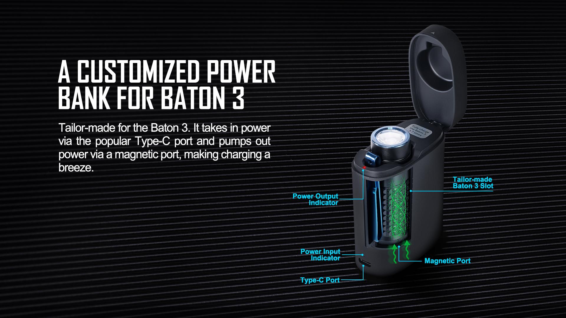 olight Baton 3 Premium Edition