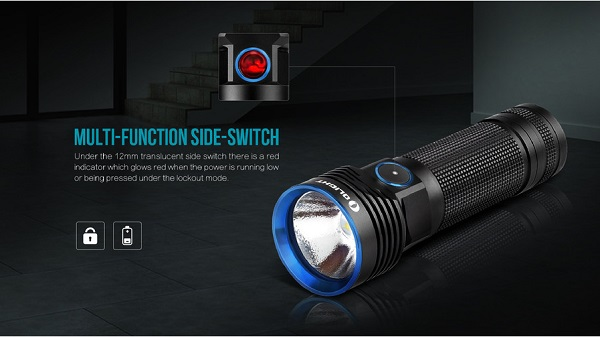 Olight R50 Pro Seeker 3200 Lumens
