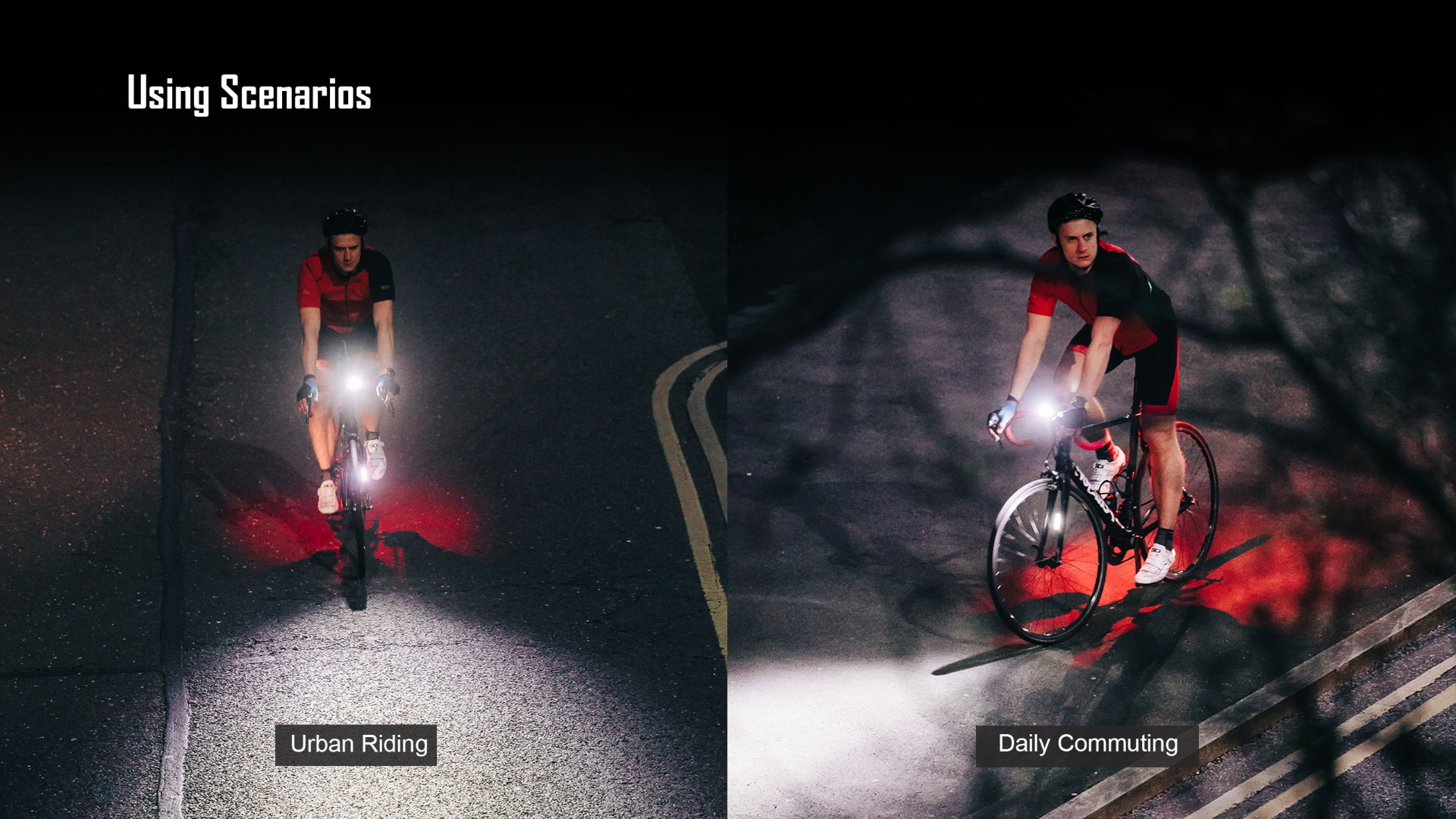 Olight RN400 bike light