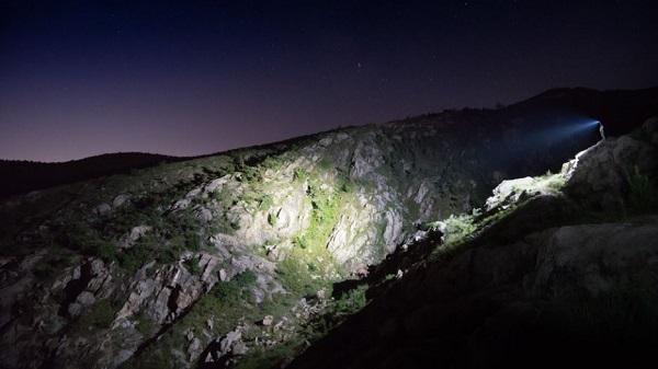 Olight X7RR Marauder LED Flashlight 12000 lumens