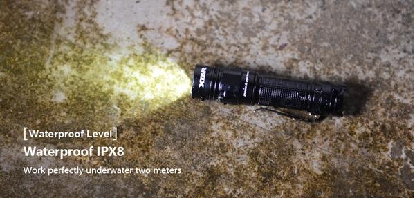 XTAR WK16 550 Lumens