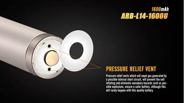 Fenix ARB-L14-1600U USB Battery 1600mah