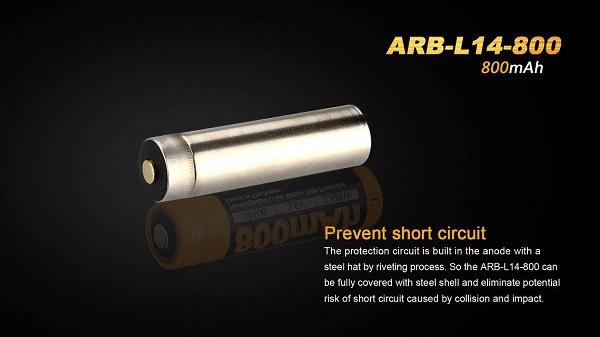 Fenix ARB-L14-800 14500